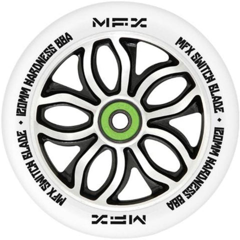 Madd Gear MFX Switchblade Wheels 120mm