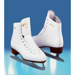 Graf Arosa Figure Ice Skate White