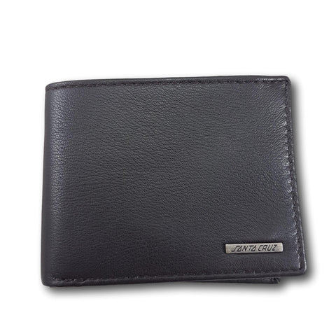 Santa Cruz Strip Premium Leather RFID Protect Wallet