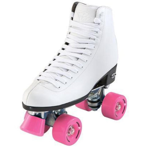 Riedell Wave Skate White Senior