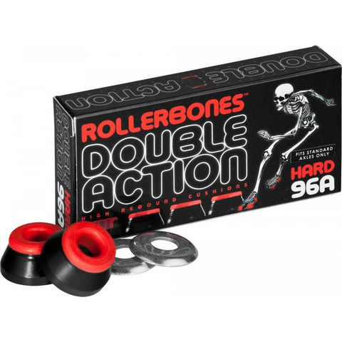 Rollerbones Double Action High Rebound Cushions
