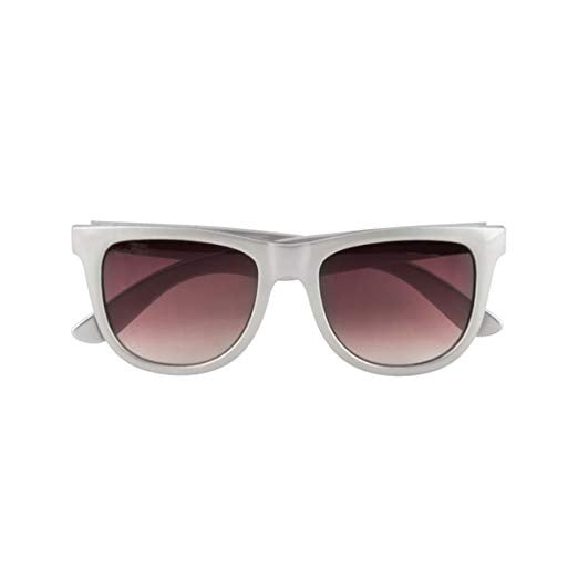 Independent Base Wayfarer Sunglasses Metallic Silver