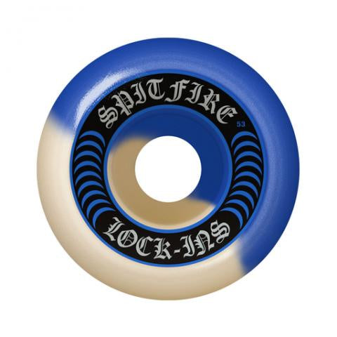 Spitfire Formula Four Lock In's Wheels 99 Duro 52mm