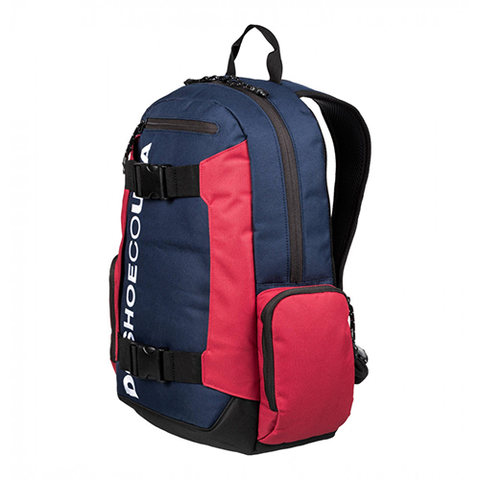 DC Chalkers Backpack Navy / Red / Black