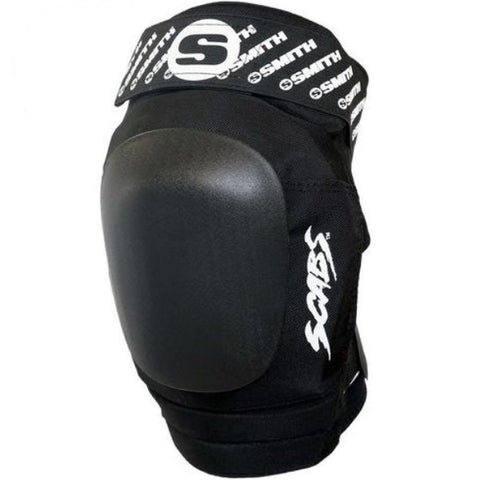 Smith Scabs Elite II Knee Pad Black w Black Caps