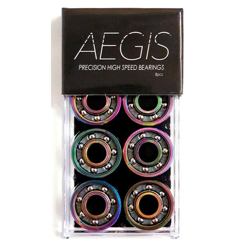 Aegis High Speed Precision Bearings (8 Packs)