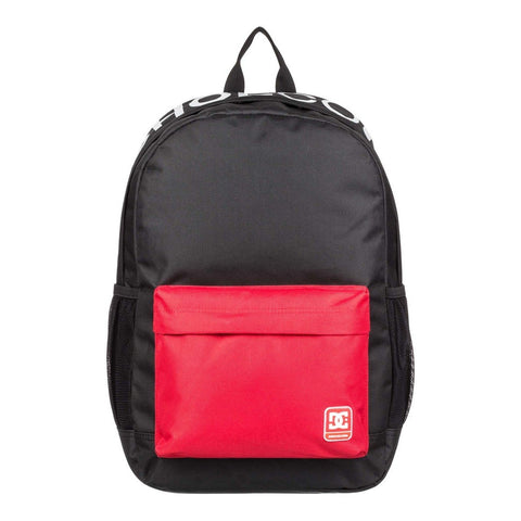 DC Backsider CB Backpack Black/Racing Red