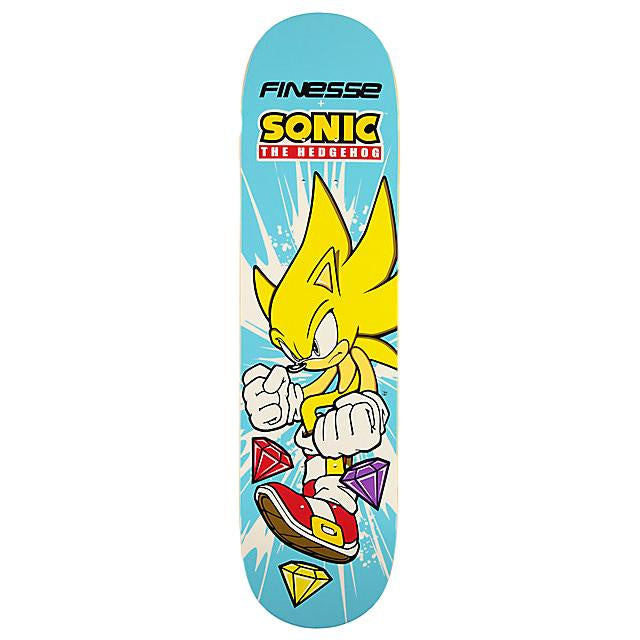 Finesse Sonic Series Deck Super Sonic 8.0""