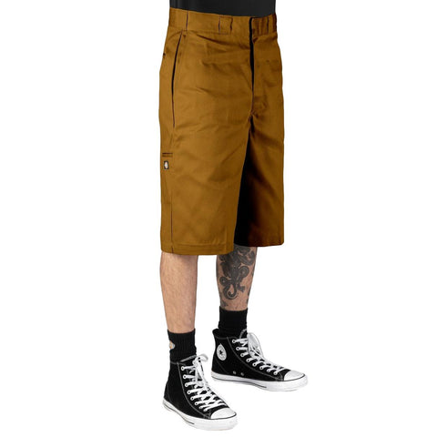 Dickies 13 Inch Multi Short Duck Brown
