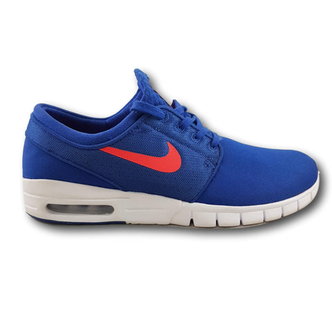 Nike SB Stefan Janoski Max Game Royal/Hyper Punch-White