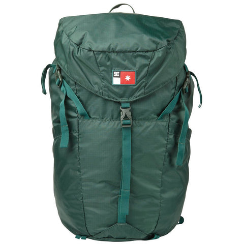 DC Staffer Packable Backpack Green