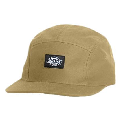 Dickies HS Camper 5-Panel Cap Khaki
