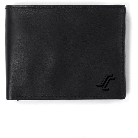Santa Cruz Cruz Line Leather Wallet Black