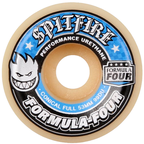 Spitfire Formula Four Conical Full Blue