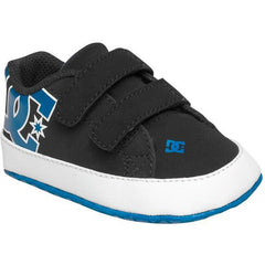 DC Court Graffik Black/White/Royal