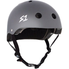 S-One Lifer Matte Dark Grey Helmet