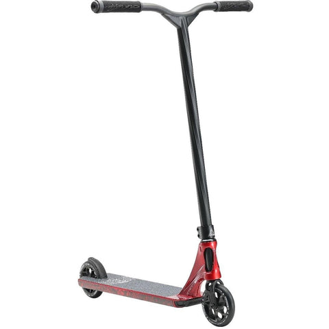 Fasen Spiral Complete Scooter Red