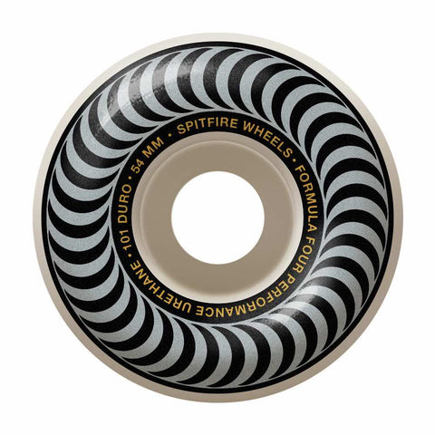 Spitfire Formula Four Classic Silver Wheels 101a 54mm