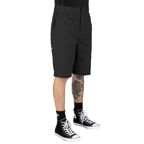 Dickies 131 Slim Straight Work Short Black