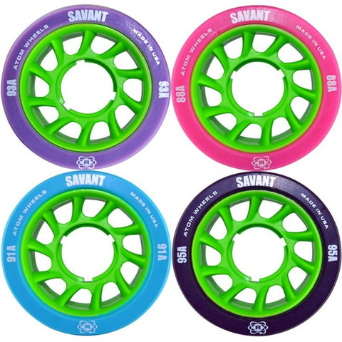 Atom Savant 59mm 4 Pack