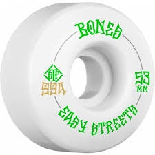 "Bones STF ""Easy Streets"" Skateboard Wheel V5 53mm"