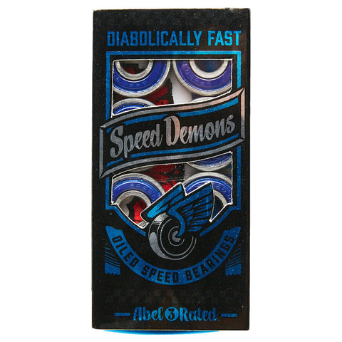 Speed Demons ABEC 3 Bearings