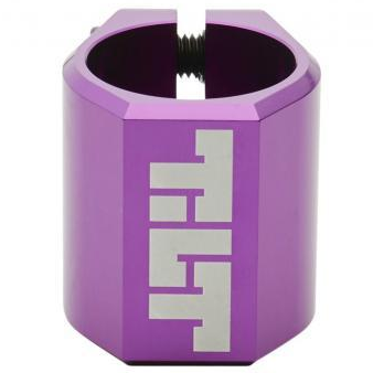 Tilt Double Clamp Purple