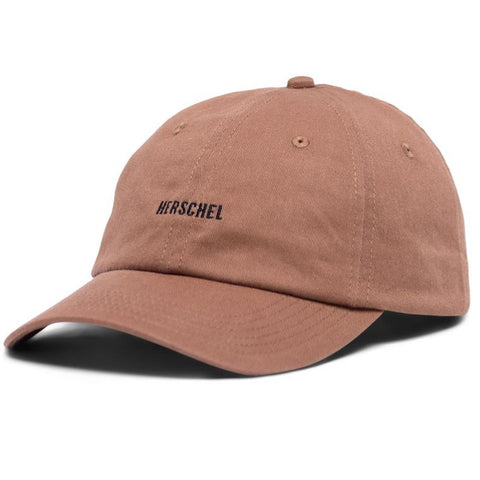 Herschel Sylas Adjustable Cap Saddle Brown