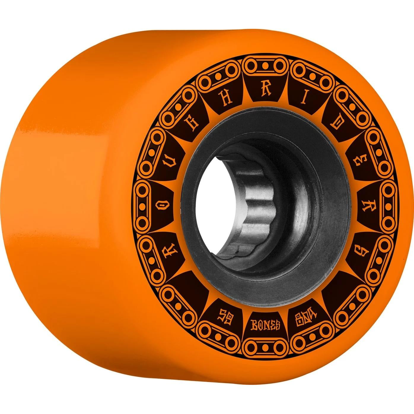 Bones Rough Rider Tank 59mm Orange