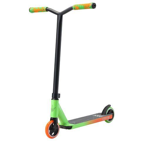 Envy One Series 3 Complete Scooter Green / Orange