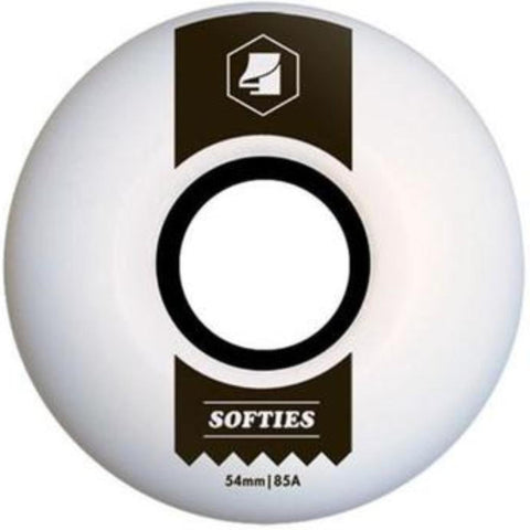 4 Softies Wheels