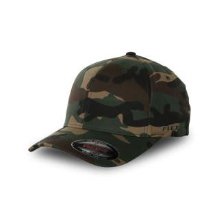 Flexfit Worn By The World Green Camo