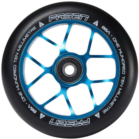 Fasen Jet 110mm Scooter Wheel Teal