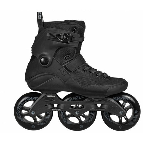Powerslide Swell 110 Triple Black Inline Skates