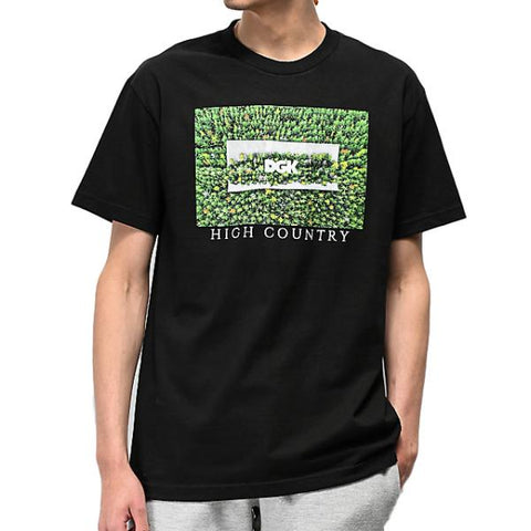 DGK High Country Tee Black