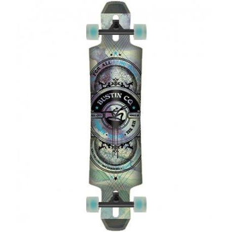 Bustin Maestro Pro ThermoGlass Special Edition Complete Longboard