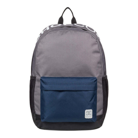DC Backsider CB Backpack Pewter