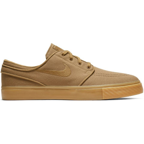 Nike Sb Zoom Stefan Janoski Canvas Golden Beige