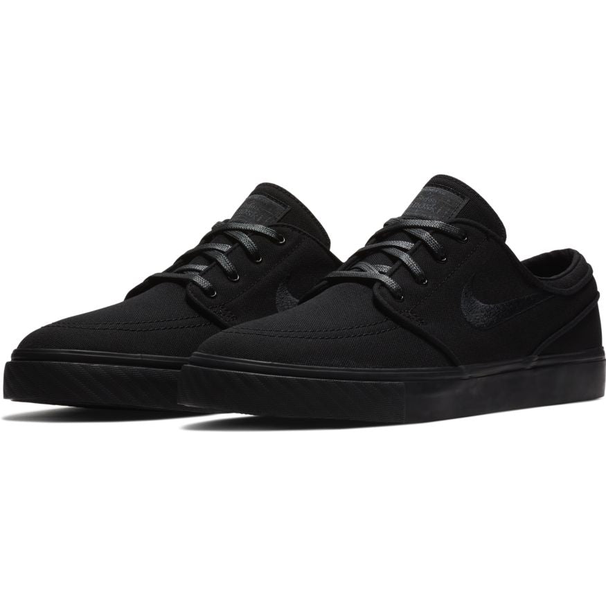 sports shoes 5984b 7ecaa Nike SB Zoom Stefan Janoski Canvas Black Anthracite