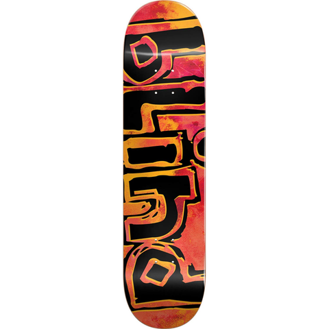 Blind OG Water Colour Deck Orange 7.5""