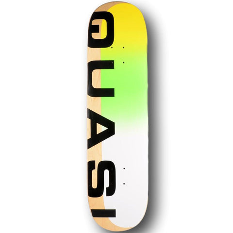 Quasi Phade 8.5 Natural Skateboard Deck