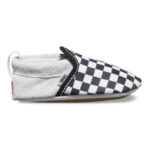 Vans Slip On Crib (Checkerboard)