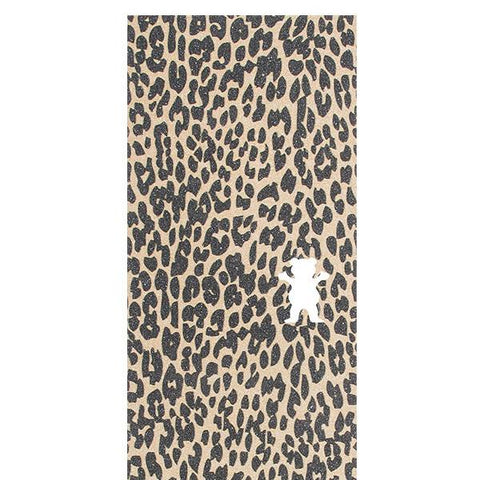 Grizzly Griptape Sheet Reed Cheetah