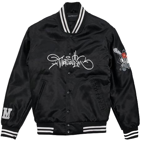 Materialism Slugga Bomber Jacket