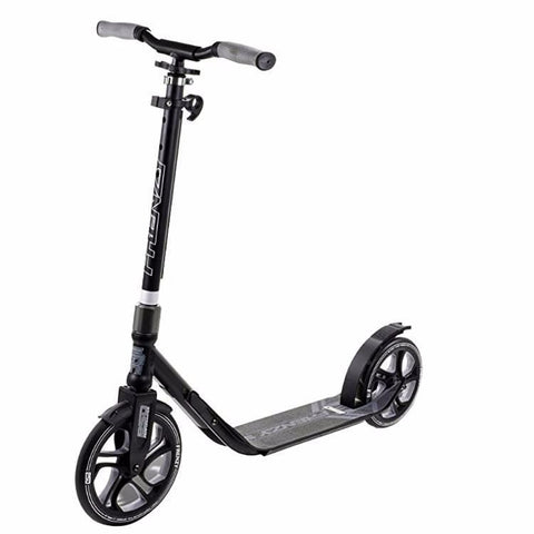 Frenzy 250mm Recreational Scooter Black