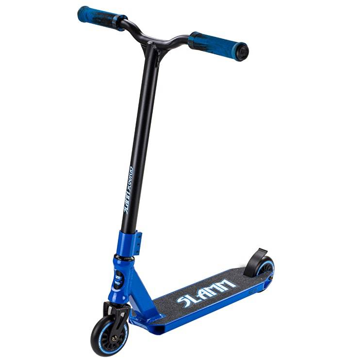 Slamm Scooters Tantrum VI Blue Scooter