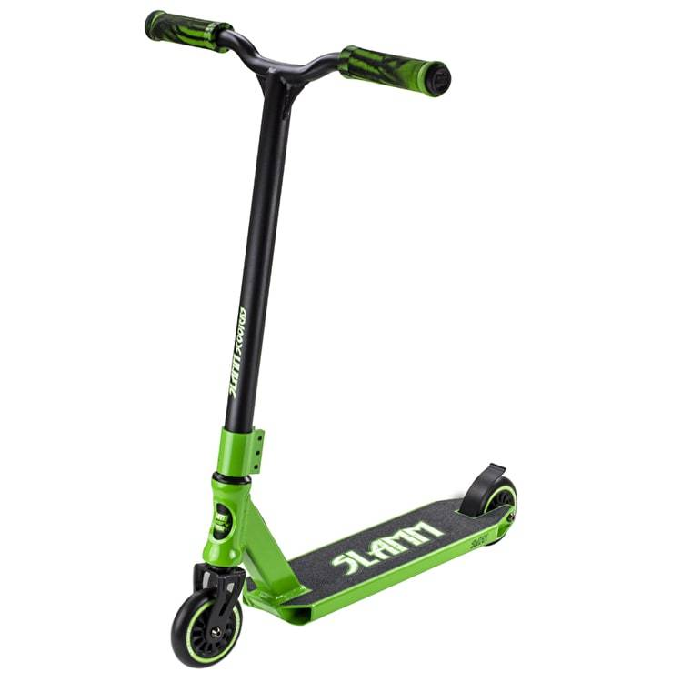 Slamm Scooters Tantrum VI Green Scooter