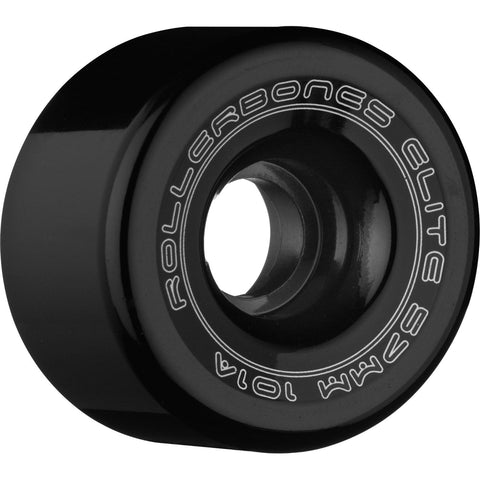 Rollerbones Wheels Art Elite Comp 57mm x 103a 8 Pack Black
