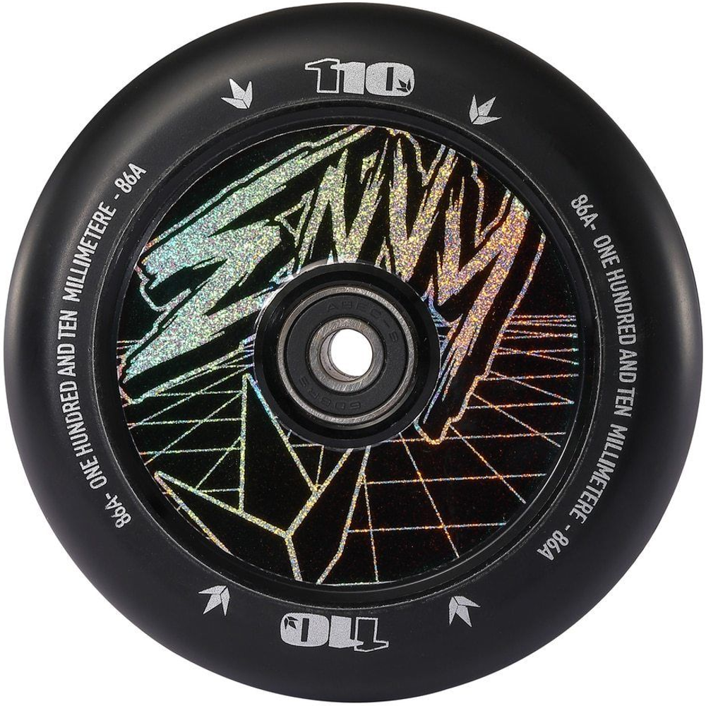 Envy 110mm Hollow Core Wheel Classic Hologram