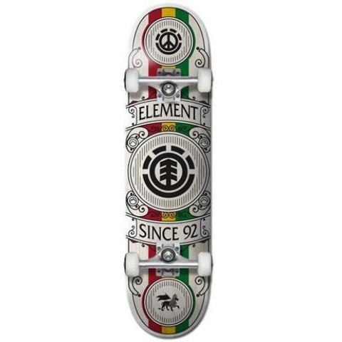 Element Regal Rasta Complete 8.0""